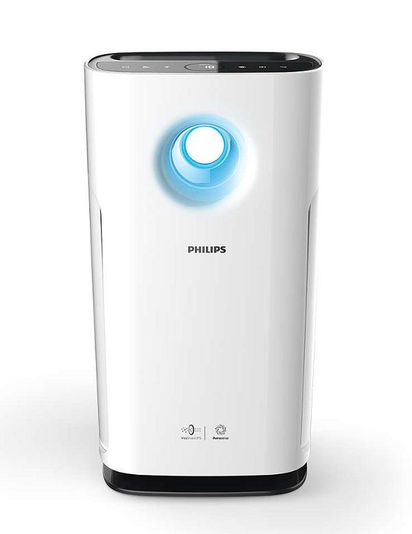 Oczyszczacz powietrza Philips AC3256/10 przód