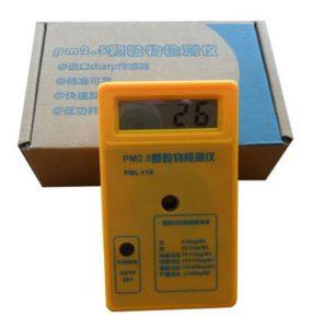 czujnik smogu PM 2.5 Analizator