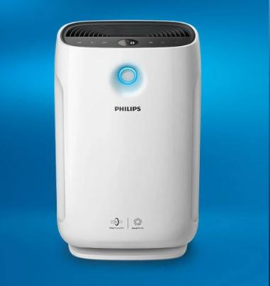 Oczyszczacz powietrza Philips AC2889/10 z przodu