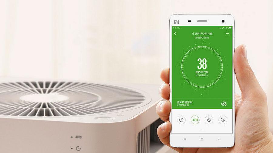 Oczyszczacz Powietrza Xiaomi Air Purifier 2s Xiaomi Ap2s