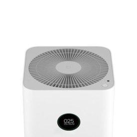 xiaomi air purifier pro wyświetlacz i wylot powietrza