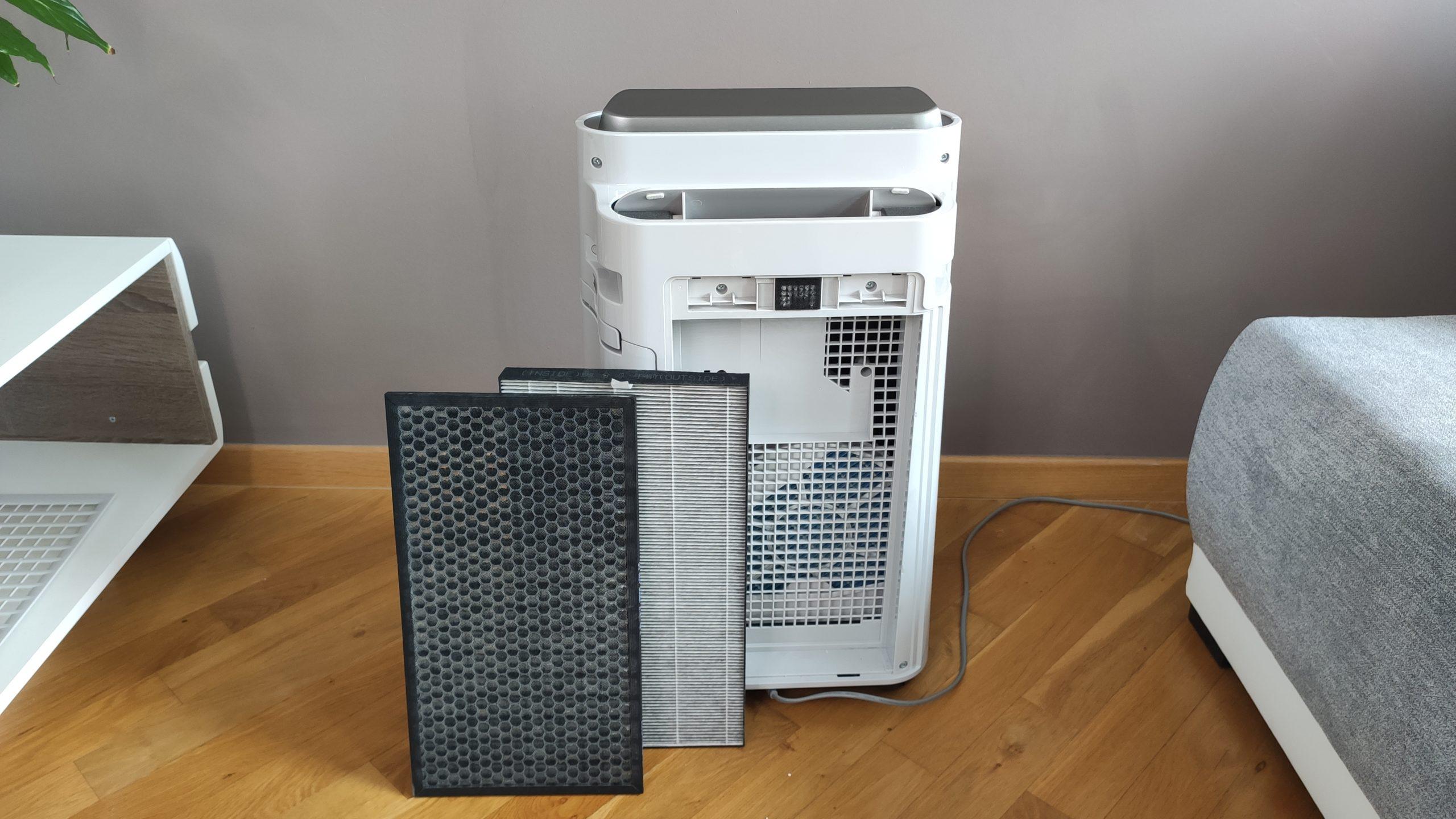 Sharp UA-HD50E-L filtry