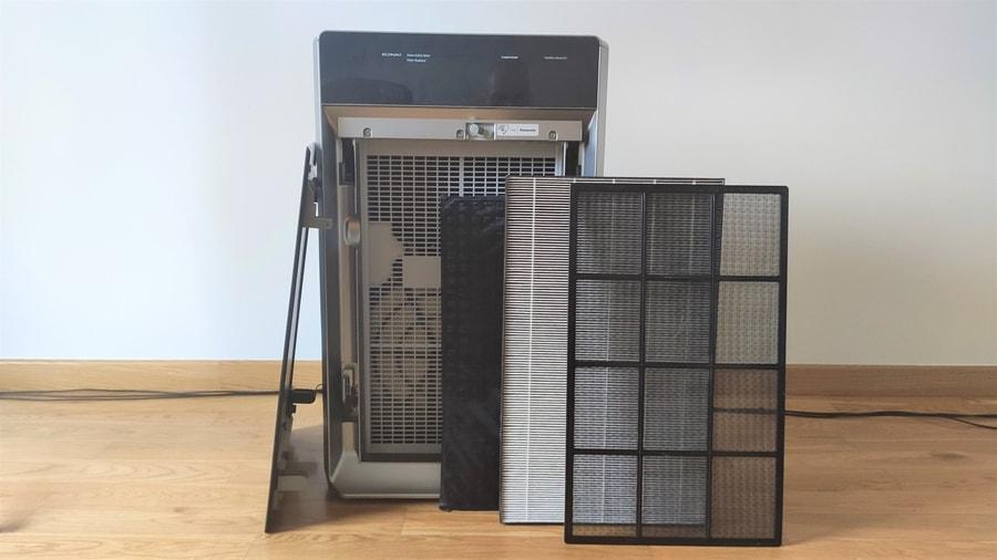 Filtry do oczyszczacza powietrza Panasonic F-VXR70G