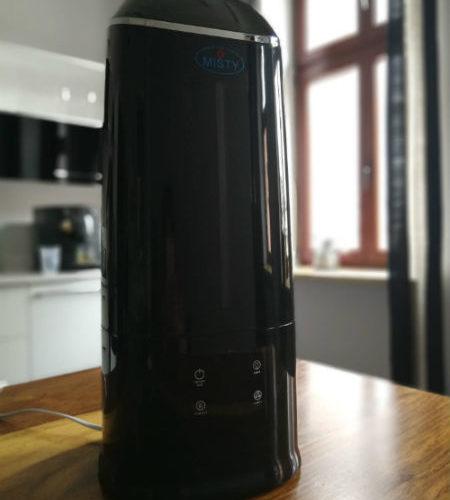 Ultradźwiękowy nawilżacz powietrza Misty KC4 Aroma LED 2