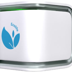 Czujnik smogu EcoLife AirSensor bokiem