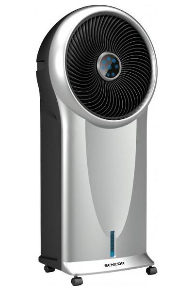 Klimatyzer Sencor SFN 9011S, widok od przodu