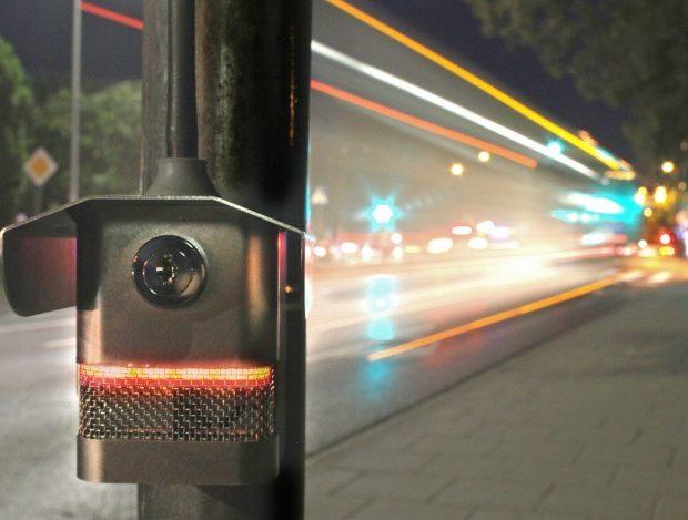 zewnętrzny czujnik smogu Airly