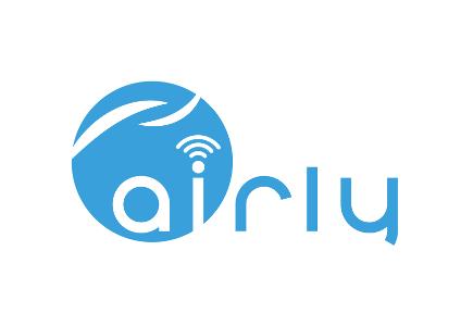 Logo sieci Airly