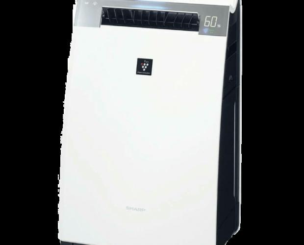 Oczyszczacz powietrza Sharp KI-G75EUW bokiem
