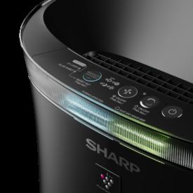 Panel z przyciskami oczyszczacza Sharp Ua-PM50E-B