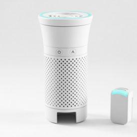 Wynd tracker oczyszczacz powietrza i sensor