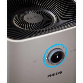Wylot powietrza i wyświetlacz philips AC6608/10