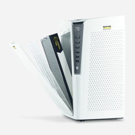 oczyszczacz Karcher AF 100 z otwartym filtrem