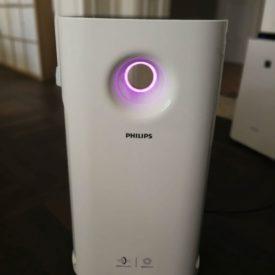 Przód oczyszczacza powietrza Philips AC3259/10