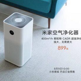 Oczyszczacz powietrza Xiaomi Mijia Air Purifier 3