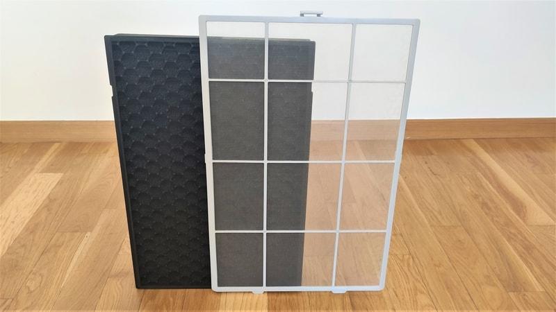 Filtr wstępny oraz węglowy i HEPA do oczyszczacza powietrza Samsung AX60