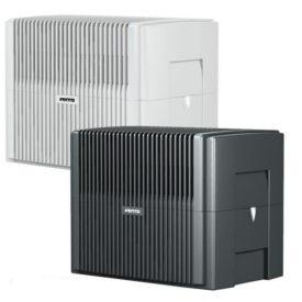 oczyszczacze powietrza Venta LW-45 w kolorze białym i czarnym