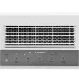 Wylot powietrza i panel sterujący oczyszczacza Winix