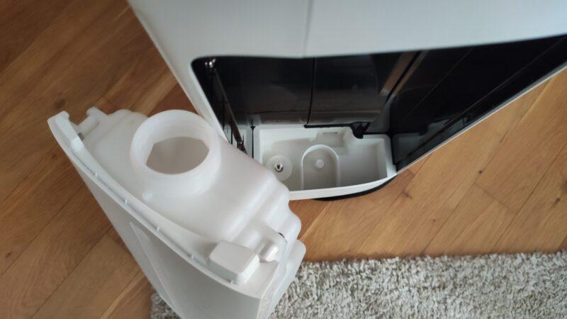 Oczyszczacz powietrza Philips AC2729/50 zbiornik na wodę