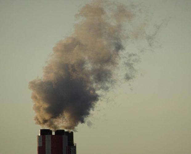 smog w polsce, dym z komina