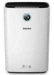 Oczyszczacz powietrza Philips AC2729/50 widoczny od przodu