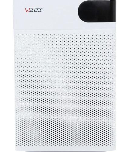 Oczyszczacz powietrza Welltec APH450D na białym tle.