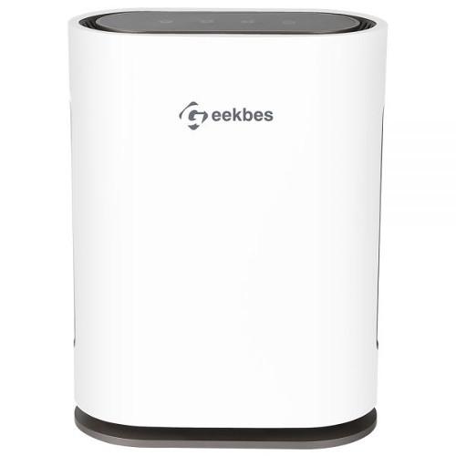 Oczyszczacz powietrza Geekbes CleanAir, widok od przodu