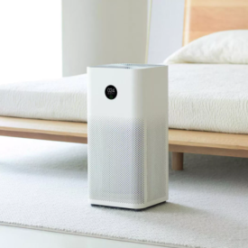 Xiaomi Air Purifier 3 w sypialni