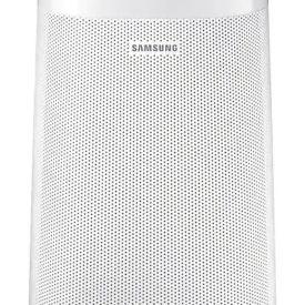 Oczyszczacz powietrza Samsung AX34R3020WW na białym tle.