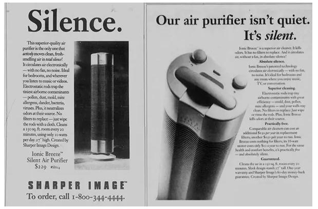 Sharper Image Jonizator Powietrza