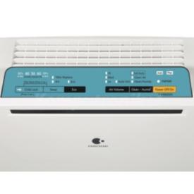 wylot powietrza i panel sterujące do oczyszczacza Panasonic