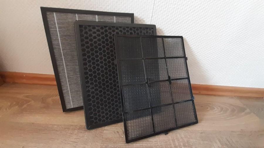 Filtry do oczyszczacza powietrza