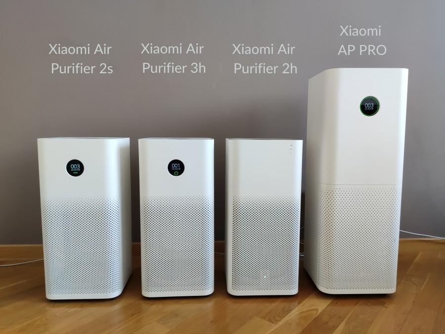 Oczyszczacze powietrza Xiaomi - opinia, porównanie, ranking