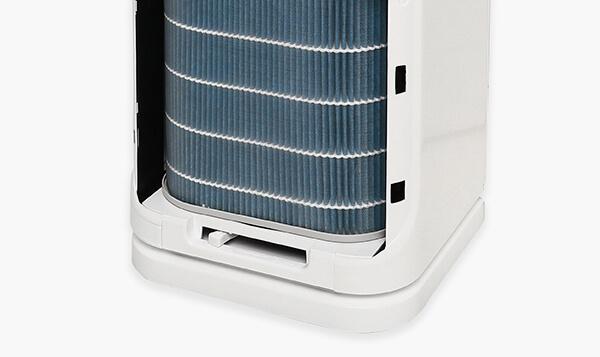 Toshiba CAF-X83XPL wymiana filtra