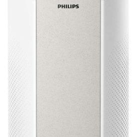Oczyszczacz powietrza Philips AC3055/50, widok od przodu.
