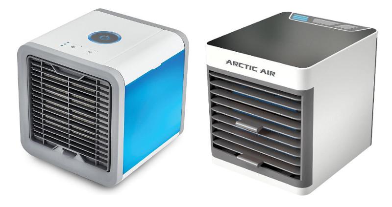 Klimatyzery Rovus Arctic Cooler i Rovus Air Ultra