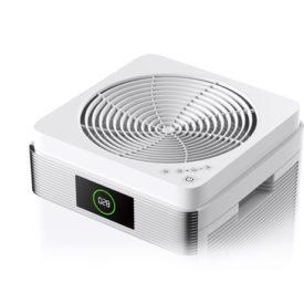 Warmtec AP1000W wylot powietrza i numeryczny wyświetlacz jakości powietrza