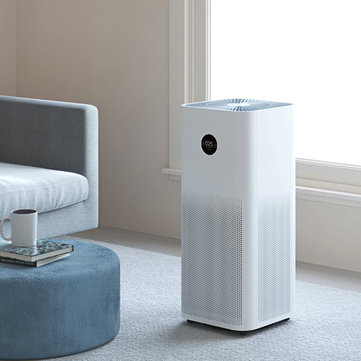 Oczyszczacz powietrza Xiaomi Pro H w salonie