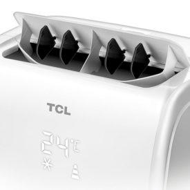Klimatyzator przenośny TCL TAC-09CPB/H, góra