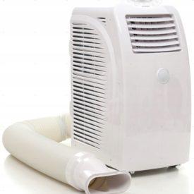 Klimatyzator przenośny Blaupunkt Arrifana 0015 z rurą odprowadzającą gorące powietrze