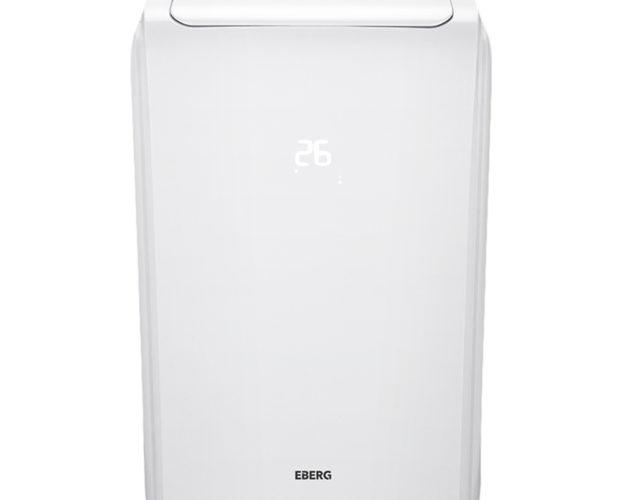 Klimatyzator przenośny Eberg Cooly C35HD z przodu