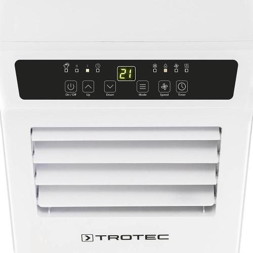 Wyświetlacz klimatyzatora Trotec PAC 2010 SH