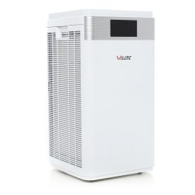 Oczyszczacz powietrza Welltec APH800D widoczny pod kątem 45 stopni.