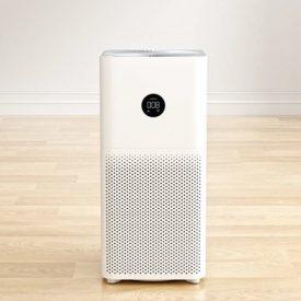 Oczyszczacz powietrza Xiaomi Air Purifier 3C na podłodze