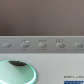 Oczyszczacz powietrza Classic Coway Panel sterowania