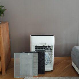 Oczyszczacz powietrza Philips AC2729/50 filtry