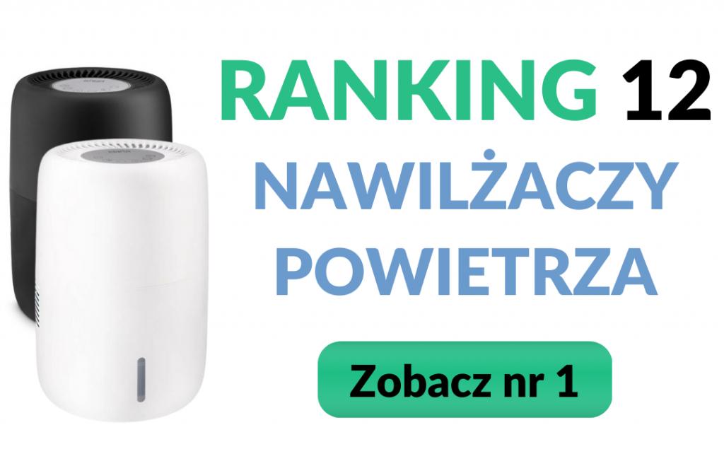Zobacz ranking nawilżaczy powietrza