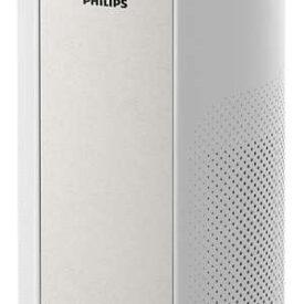 Oczyszczacz powietrza Philips AC3055/50, widok pod kątem 45 stopni.