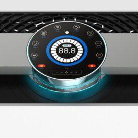 wyświetlacz i panel sterowania oczyszczacza powietrza Cronos