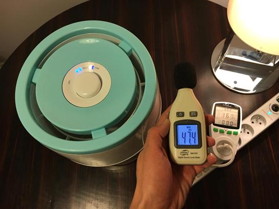 Jak testujemy nawilżacze powietrza na rankingu nawilżaczy